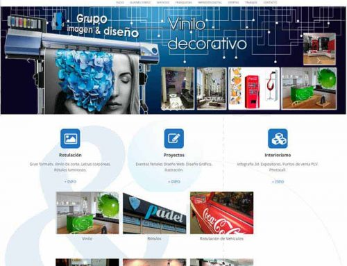 Web imagen & diseño