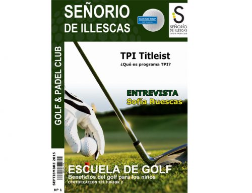 Revista Señorio del Golf