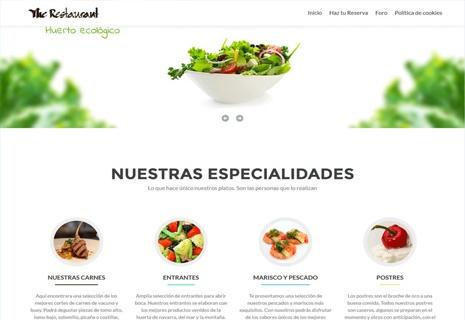 web-restaurante